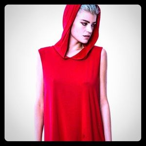 Sorrow hood dress - killstar NWT